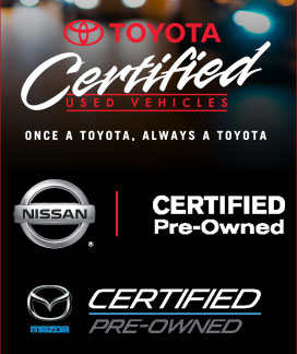 Certified makes