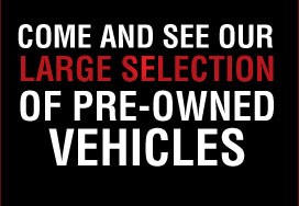 Pre-owned cars for sale